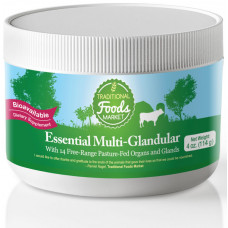 Essential Multi-Glandular With 14 Free-Range Pasture-Fed Organs and Glands, 4oz