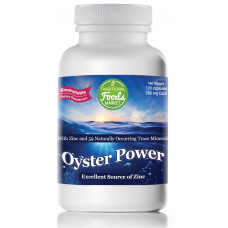 Oyster Power, 120 Capsules