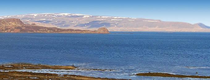 Icelandic Waters