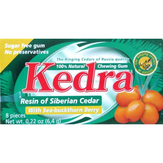 Wild Siberian Cedar Natural Chewing Gum