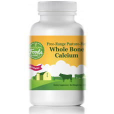 Free-Range Pasture-Fed Whole Bone Calcium, 8oz